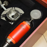 Demo Model Blue Spark Solid State Cardioid Condenser Microphone