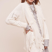 Rima Fringed Cardigan