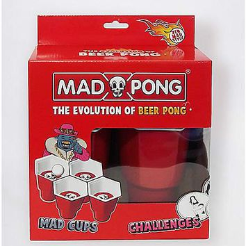 Mad Pong Beer Pong - Spencer's