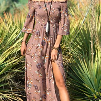 Cousin Earl by Ivy Jane Plum Gorgeous Dress