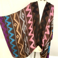 Gift for Women winter ponchos, best selling items, kimono cardigan, Christmas stocking , PiYOYO
