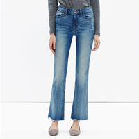 Cali Demi Boot Jeans in Essex Wash
