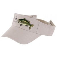 Guy Harvey Large Mouth Bass Visor
