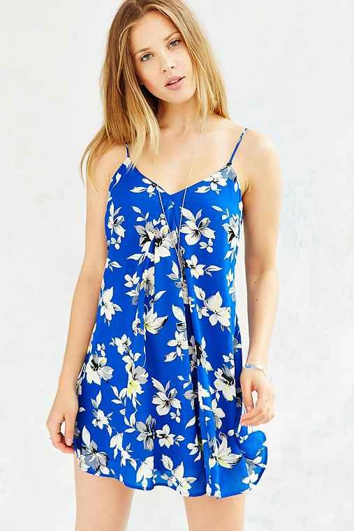 2fcb718d3129 Love Sadie Floral Swing Dress from Urban Outfitters | Quick Saves