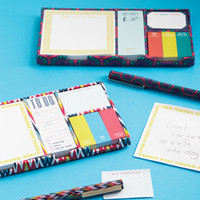 Jonathan Adler Sticky Note Set - See Jane Work