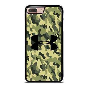 CAMO BAPE UNDER ARMOUR iPhone 8 Plus Case Cover