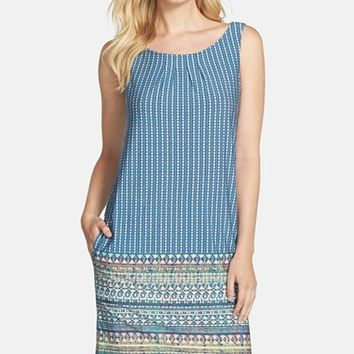 Women's BCBGMAXAZRIA 'Meilani' Print Shift Dress,