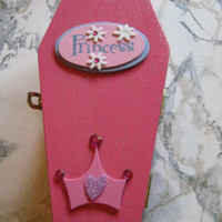 Trinket Box Pink Princess