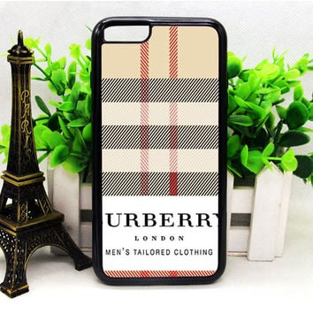 Burberry Mens Iphone Case