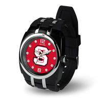 North Carolina State Wolfpack NCAA Crusher Series Mens Watch