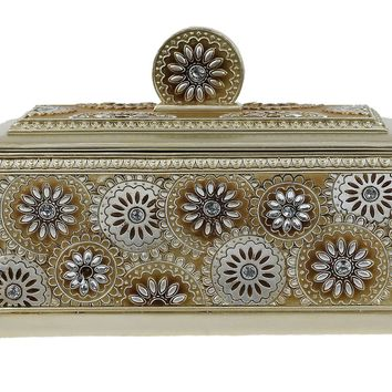 D'Lusso Designs Venus Collection Large Jewelry Box