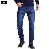 Men New Fashion Casual Jeans / Slim Straight Fit Jeans