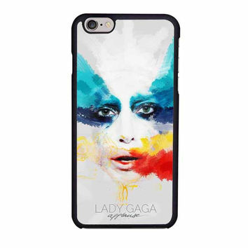 lady gaga applause design iphone 6 6s 4 4s 5 5s 6 plus cases