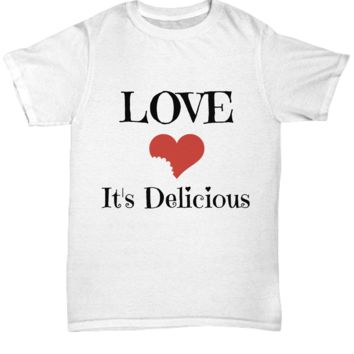 Love Is Delicious - BL