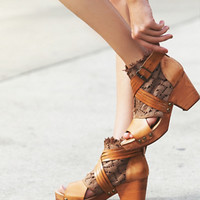Free People Rendering Crochet Clog at Free People Clothing Boutique