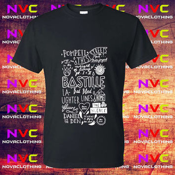 bastille collage  tshirt - Tshirt Unisex Adult, Tshirt Youth, kids clothes, Mens Tshirt, Womens Tshirt, Boys tshirt, Girls tshirt