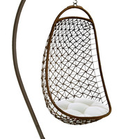 Metal Hanging Chair 84 Inches High