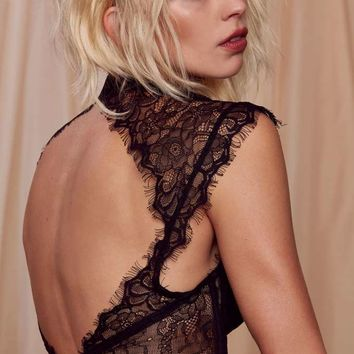 #NASTYGALXCOURTNEYLOVELove, Courtney by Nasty Gal Le Trianon Bustier