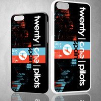 TWENTY ONE PILOTS Y0089 iPhone 4S 5S 5C 6 6Plus, iPod 4 5, LG G2 G3, Sony Z2 Case