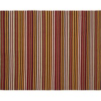 Keller Stripe Recycled Yarn Indoor/Outdoor Rug