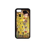 [Cettiart] Iphone7 Art Phone Case: Gustav Klimt - The Kiss