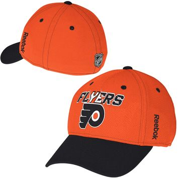 Philadelphia Flyers NHL1415 Center Ice Second Season Structured Flex Fit Hat