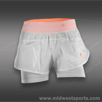 adidas womens shorts, Adidas Stella McCartney Barricade Short G78462 Midwest Spo