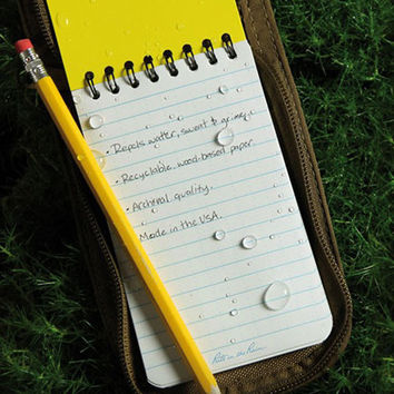 Rite in the Rain All Weather Notebook