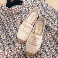 ''' Chanel '' Fashion Espadrilles For Women Shoes