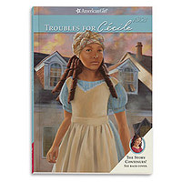 American Girl® Dolls: Troubles for Cécile - Paperback