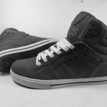 OSIRIS Men Clone Designer Men wear Skate Boarding Shoe