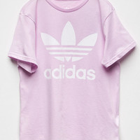 ADIDAS Trefoil Pink Girls T-Shirt