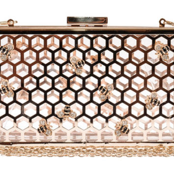Bee Clutch Bag | Skinnydip London