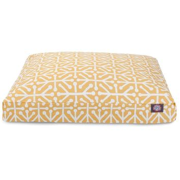 Aruba Rectangle Dog Bed by Majestic Pet Products