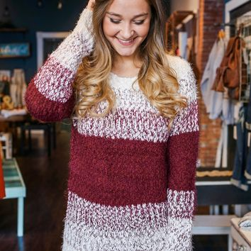 Berry Bliss Sweater