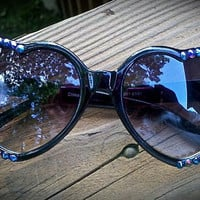 FABULOUS heart sunglasses