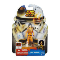 Ezra Bridger SL02 Star Wars Rebels 3.75 Inch Action Figure