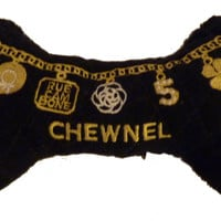 """LBD"" Chewnel Dog Bone Toy"