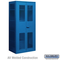 Salsbury Industries Military Combination Storage Cabinet