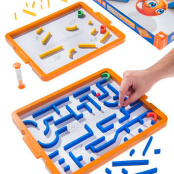 Maze Racers: A maze creation and competition game.