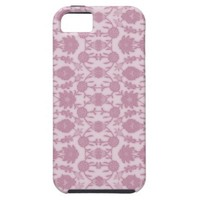Dream Floral in Pink iPhone 5 Covers