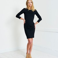 THE PENCIL DRESS - Brass