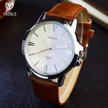 2017 Fashion Quartz Watch, Masculino