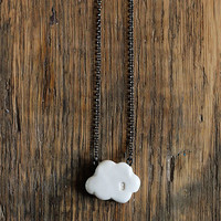 Cloud 9 Ceramic Necklace