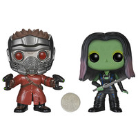 Guardians of the Galaxy Vinyl Pop Figures - Drax