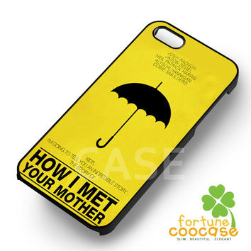 How I Met Your Mother Poster - 123zz for  iPhone 6S case, iPhone 5s case, iPhone 6 case, iPhone 4S, Samsung S6 Edge