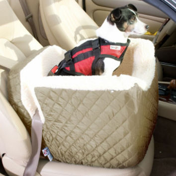 Snoozer Lookout Car Dog Seat | Booster Seats | PetSmart