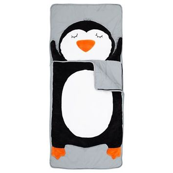 How Do You Zoo Sleeping Bag (Penguin) in Sleeping Bags | The Land of Nod