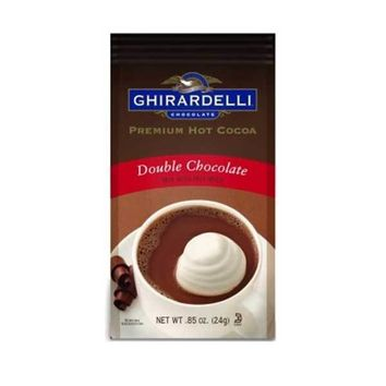 Ghirardelli Double Chocolate Packet