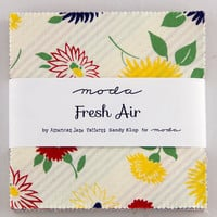 Fresh Air 5-inch Charm Packs by American Jane for Moda Fabrics
